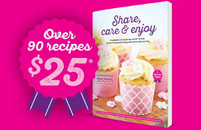 Share, Care, & Enjoy Cookbook