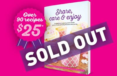 Share, Care, & Enjoy Cookbook