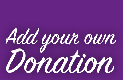 Donation – Any amount